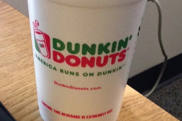 Dunkin Cup