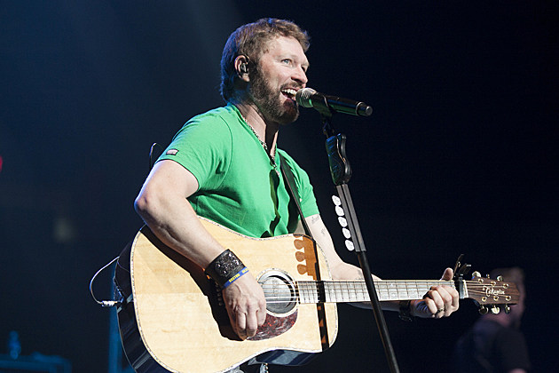 Craig Morgan with Guitar