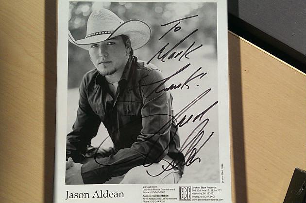 Jason Aldean!