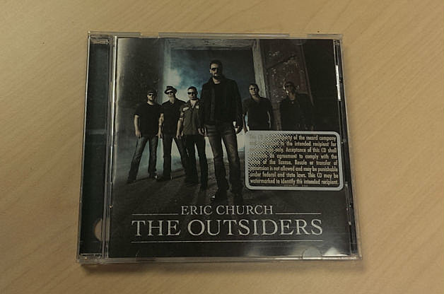 "Eric Church's ""The Outsiders"""