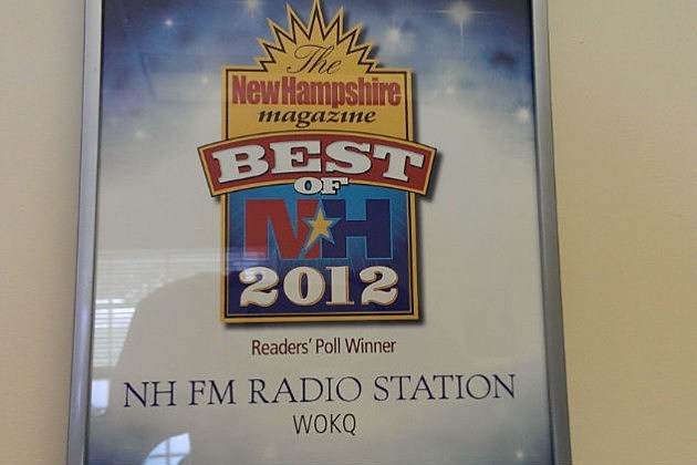 2012 Best NH Radio Station
