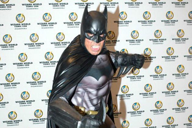 Batman Comic Con
