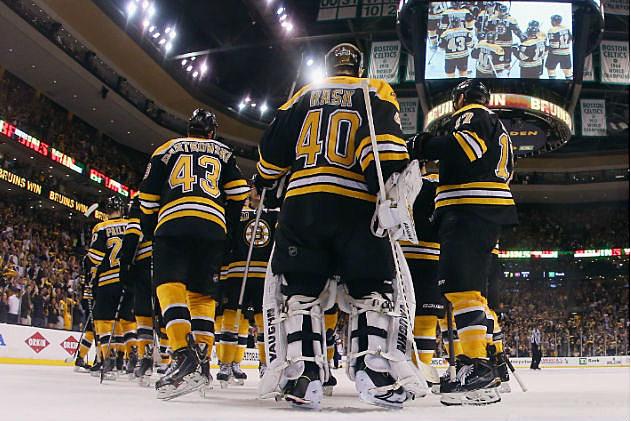 Bruins Win