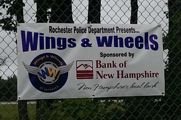 Wings & Wheels June 14th