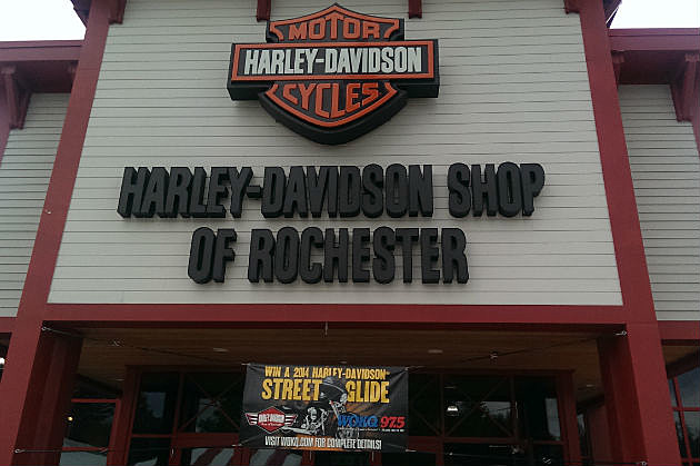The Harley Davidson Shop of Rochester