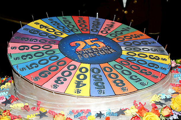 Wheel of Fortune!!