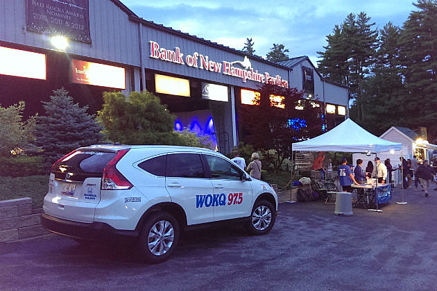 WOKQ at Bank of NH Pavilion