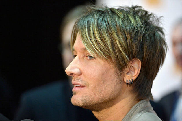 Keith Urban\'s Hottest Hairstyles [PHOTOS]