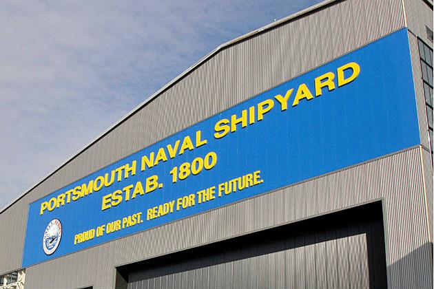 Portsmouth naval shipyard might have broken your garage for Garage door opener stopped working after storm