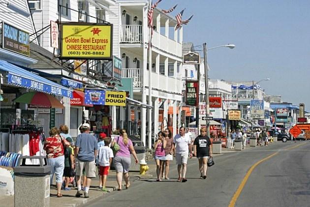 Hampton Beach Strip
