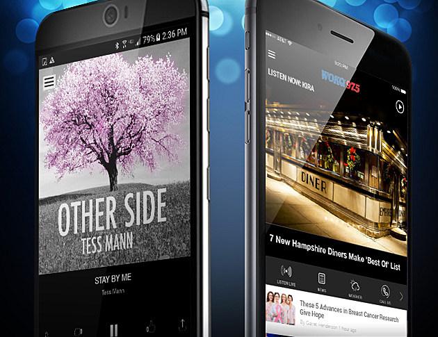 97.5 WOKQ Mobile App