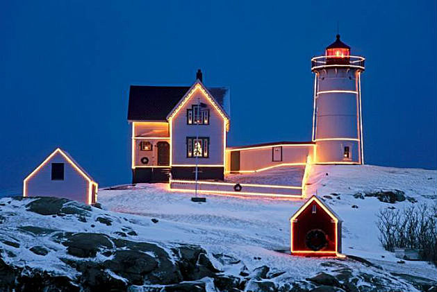 Annual Holiday Lighting Of Nubble Light Is Nov 26