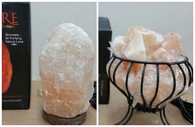 Michaels Recalls Rock Salt Lamps Due to Fire Hazards