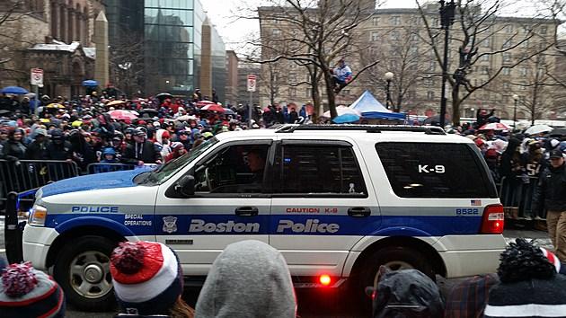 Parade Police