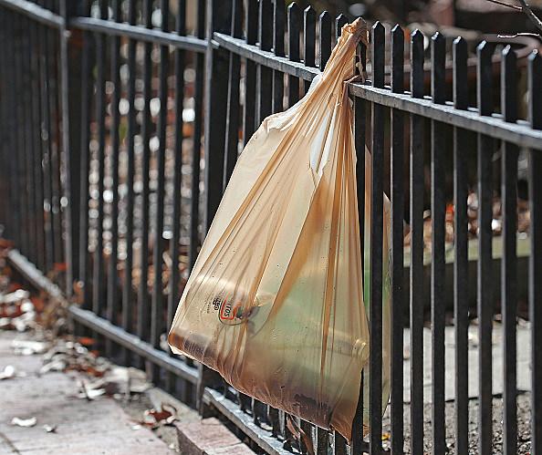 Plastic Bag Ban In Cambridge, Mass.,