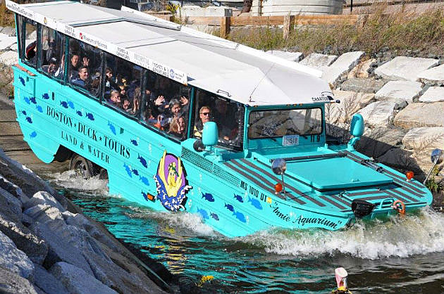 Credit Boston Duck Tours Facebook Page