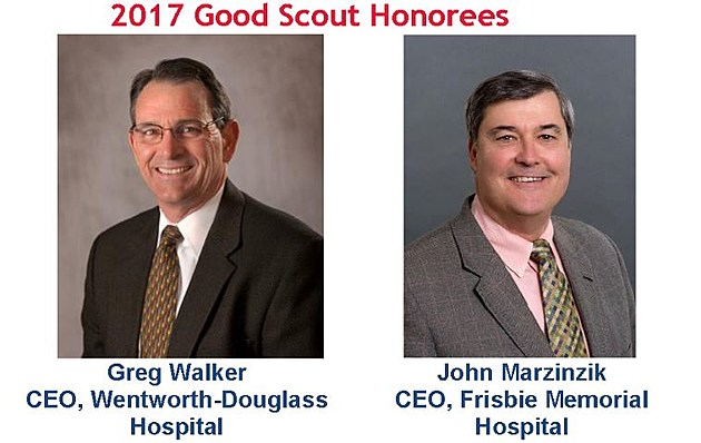 Good Scout Awards 2017