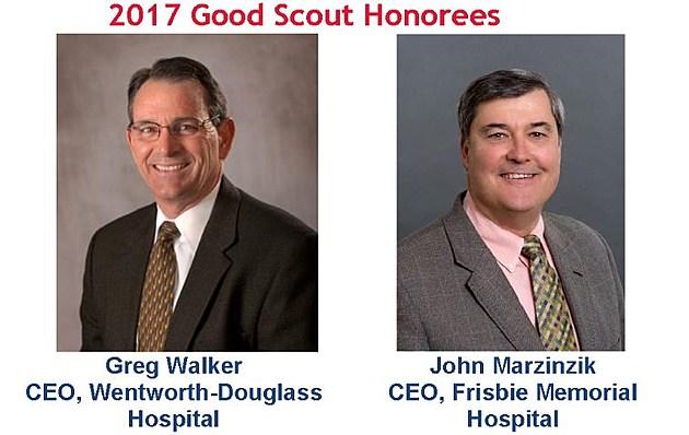 Good Scout Awards 2017