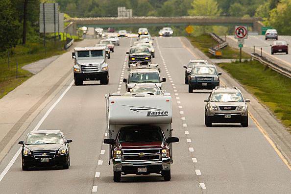 Turnpike traffic