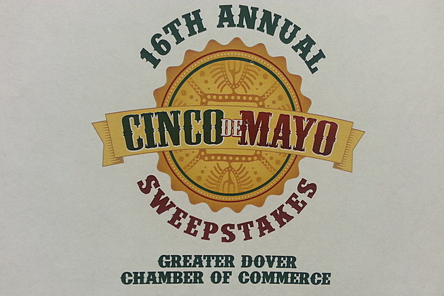 Dover chamber to hold cinco de mayo fundraiser for Chamber of flavours