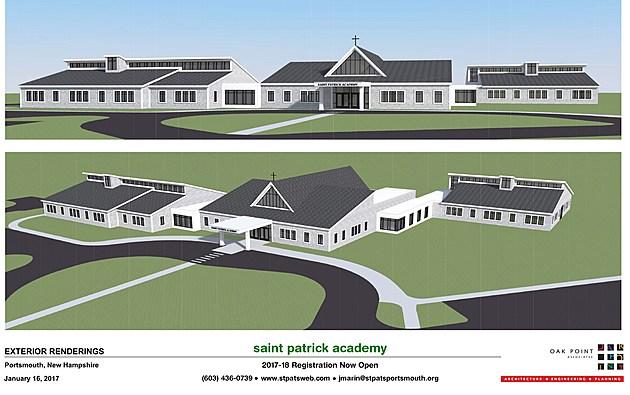 Courtesy St. Patrick Academy