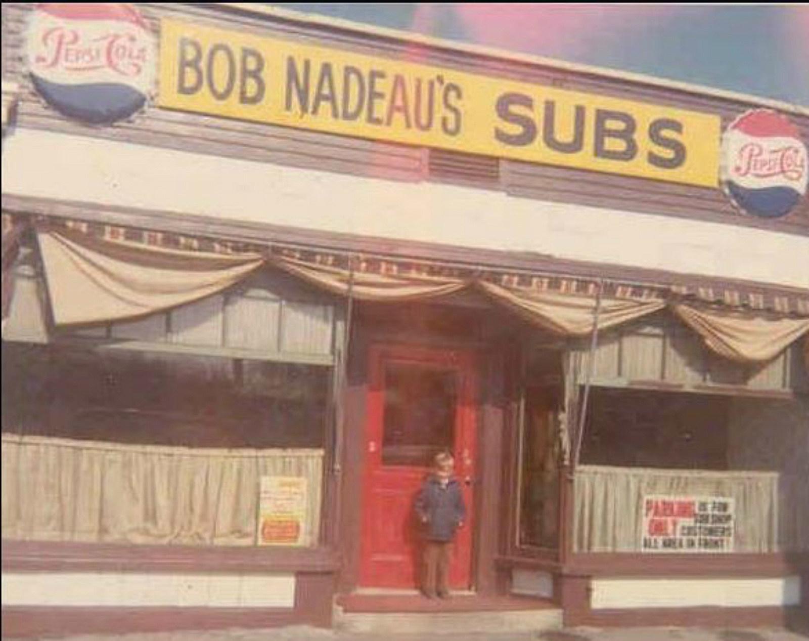 Nadeau's Subs Salads Wraps via Facebook