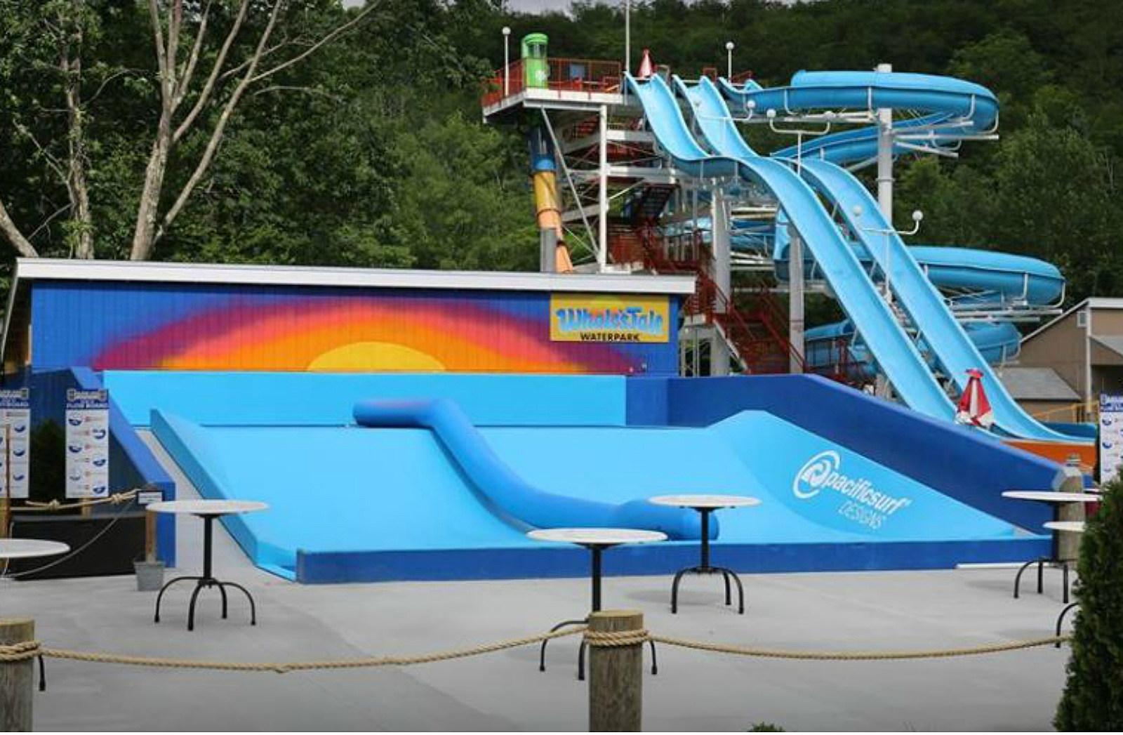 Whale's Tale Water Park via Facebook